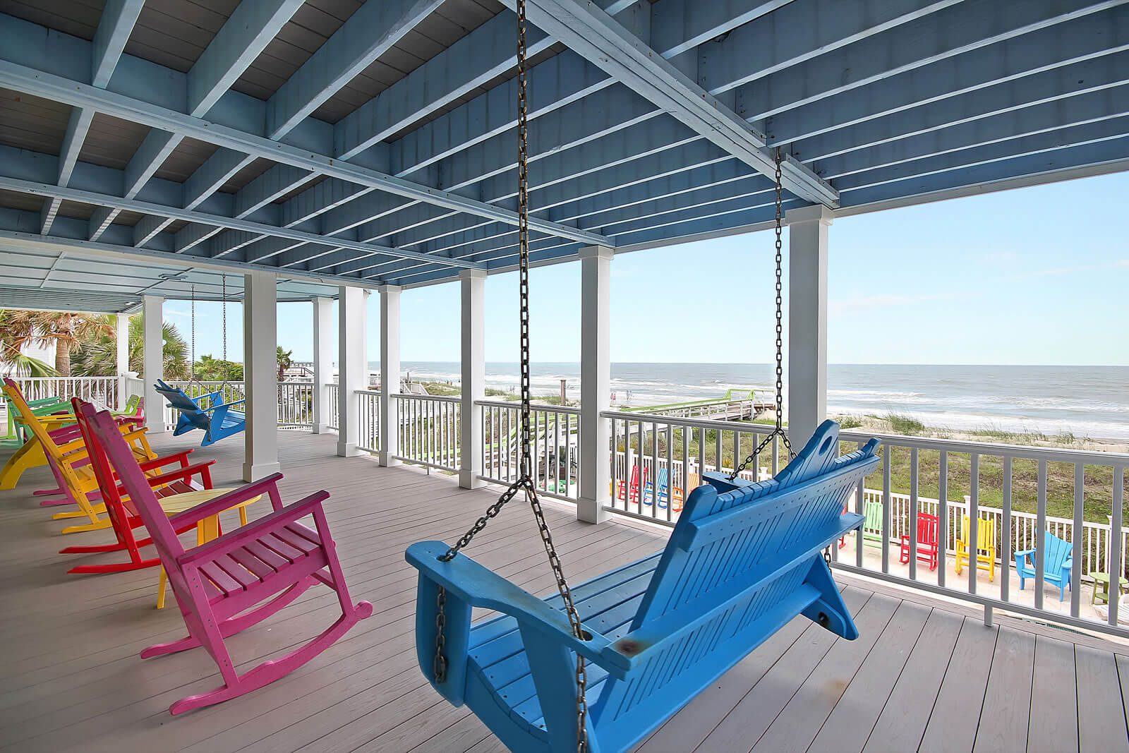 Casa Margarita Middle Deck - Isle of Palms, SC